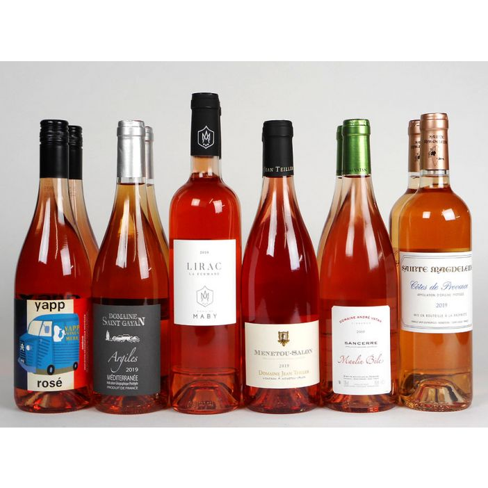'Rosé in Residence' - Mixed Case Wine Offer