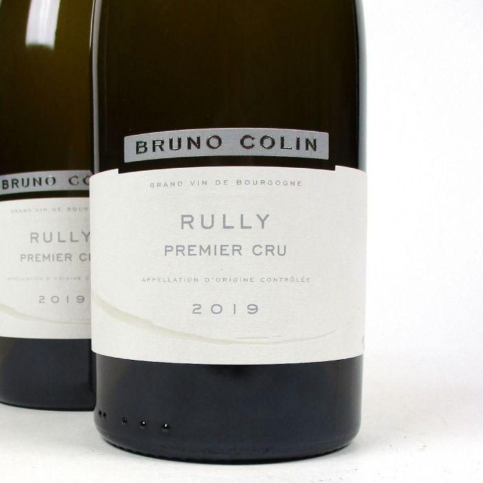 Rully: Domaine Colin 'Premier Cru' Blanc 2019