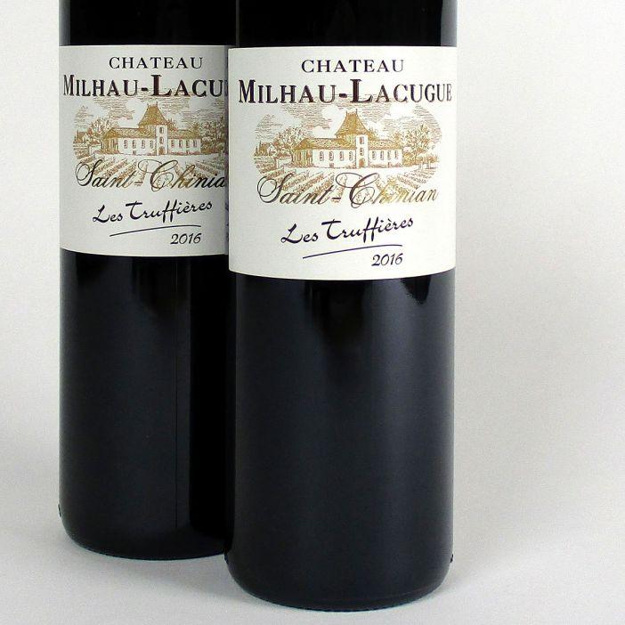 Saint-Chinian: Château Milhau-Lacugue 'Les Truffières' 2016