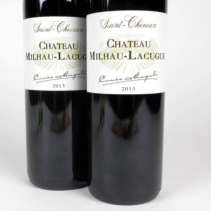 Saint-Chinian: Château Milhau-Lacugue 'Cuvée Magali' 2013