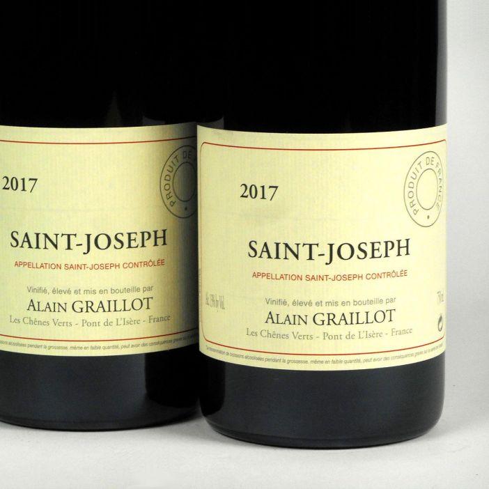 Saint-Joseph: Alain Graillot Rouge 2017