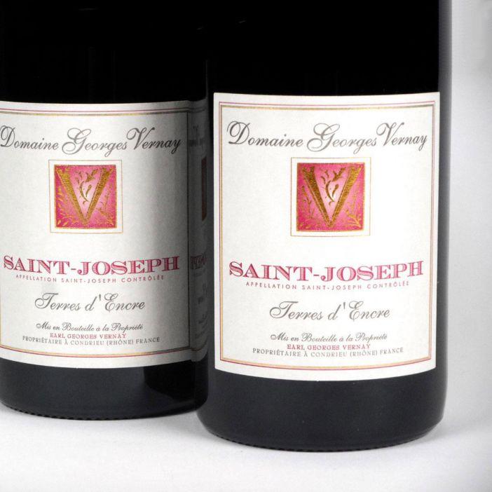 Saint-Joseph: Domaine Georges Vernay 'Terres d'Encre' 2016