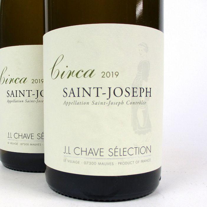 Saint-Joseph: Jean-Louis Chave Sélection 'Circa' Blanc 2019