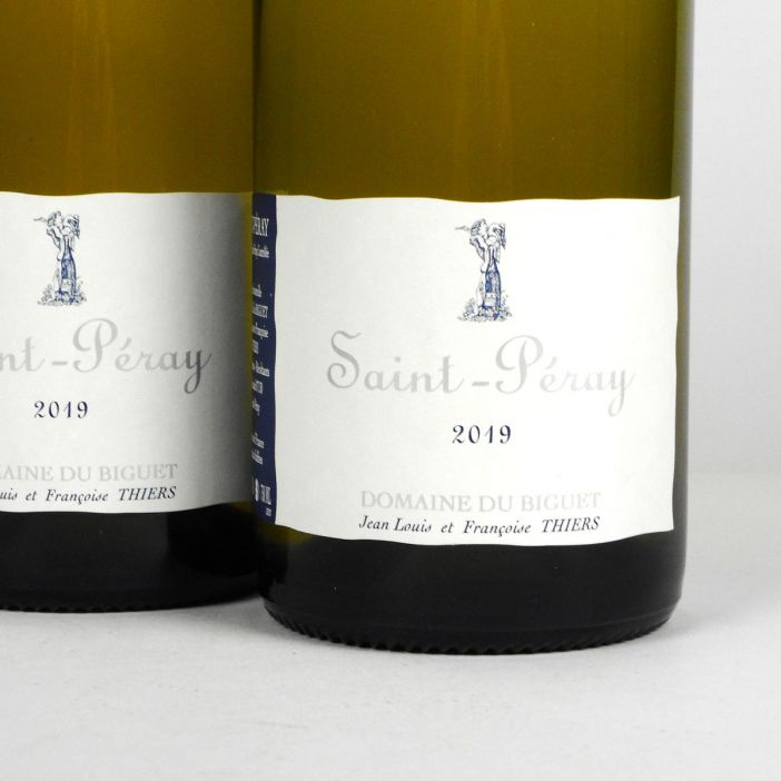 Saint-Péray: Domaine Biguet 'Nature' 2019