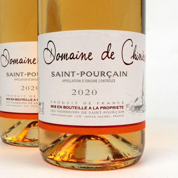Saint-Pourçain: Domaine de Chinière Rosé 2020