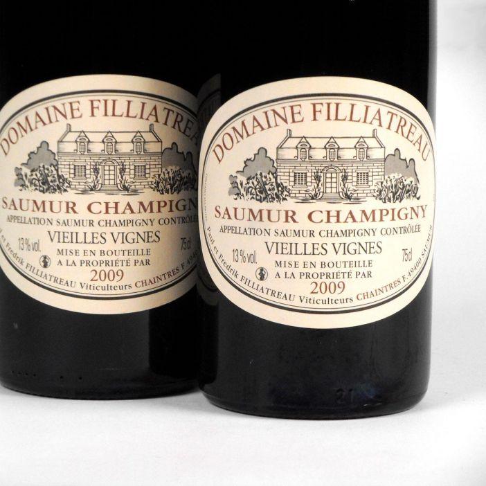 Saumur Champigny: Domaine Filliatreau 'Vieilles Vignes' 2009
