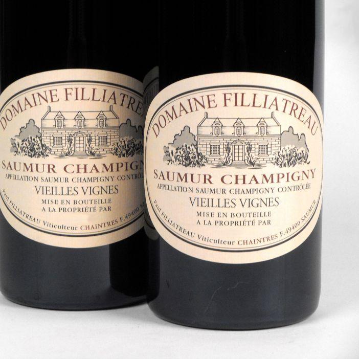 Saumur Champigny: Domaine Filliatreau 'Vieilles Vignes' 2017
