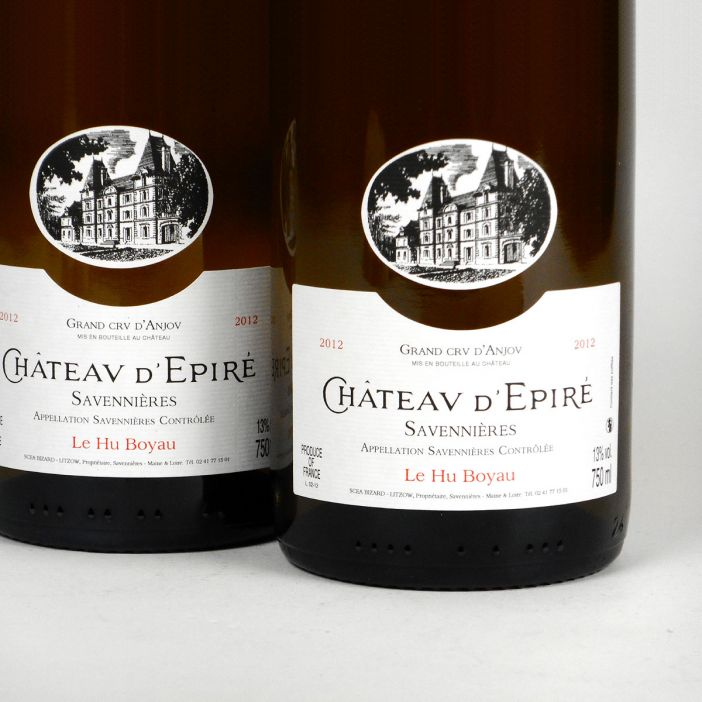 Savennières: Château d'Epiré 'Le Hu Boyau' 2012