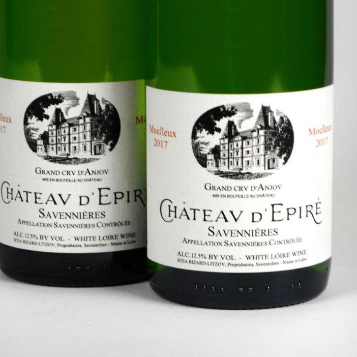 Savennières: Château d'Epiré Moelleux 2017