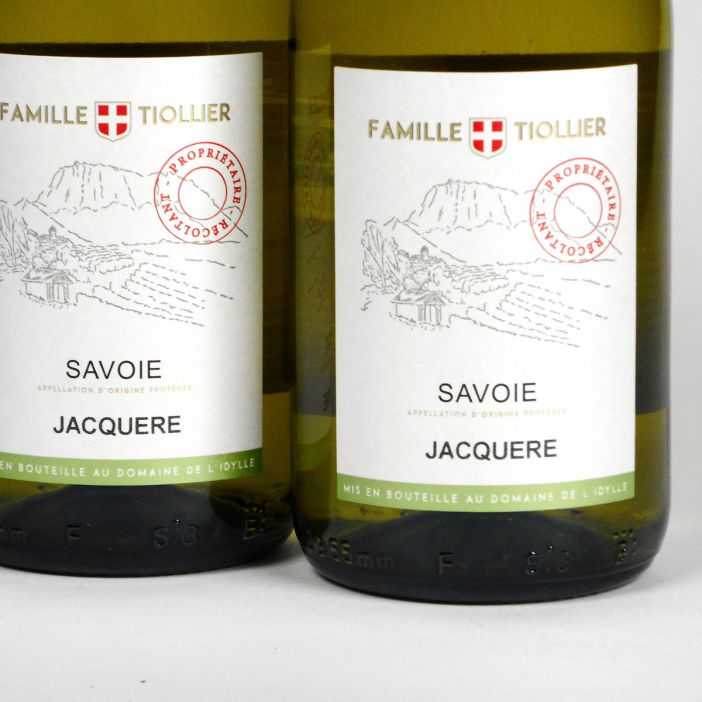 Savoie: Domaine de L'Idylle Jacquère 2019