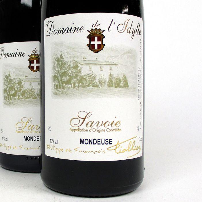 Savoie: Domaine de L'Idylle Mondeuse 2018