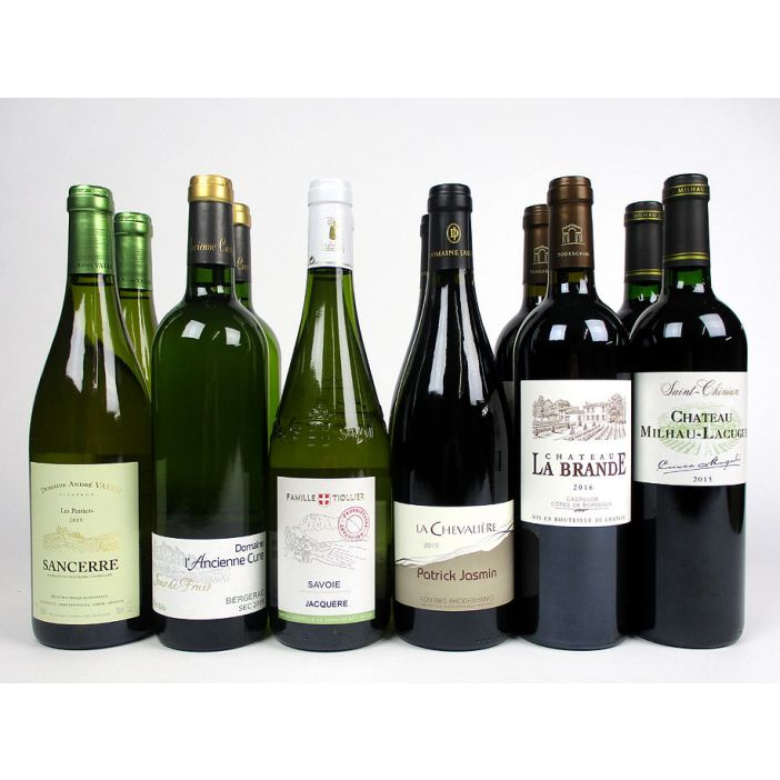 The Spectator Wine Club Offer Mixed Case - February 2021