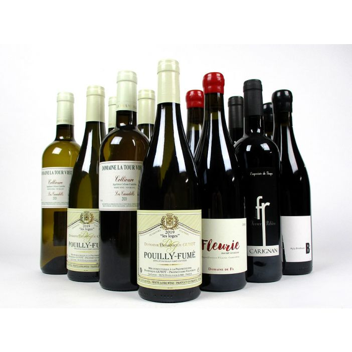 The Spectator Wine Club Offer Mixed Case - July 2021