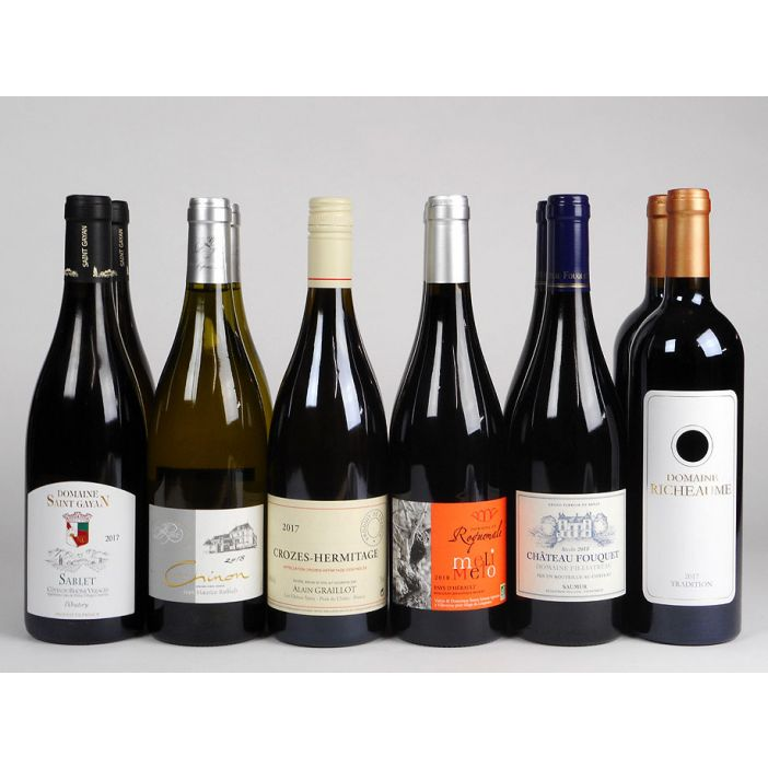 Spectator Wine Club Mixed Case Offer