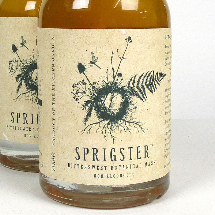 Kitchen Garden Co.: 'Sprigster' Non-Alcoholic Botanical Mash