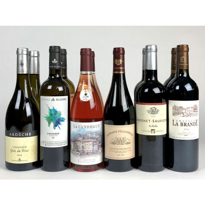 Spring Selection MIxed Case Wine Offer