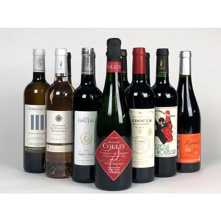 'Taste of the Languedoc' -  Mixed Case Wine Offer
