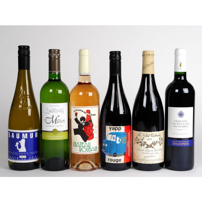 Yapp Brothers Sampler - Mixed Case Wine Offer