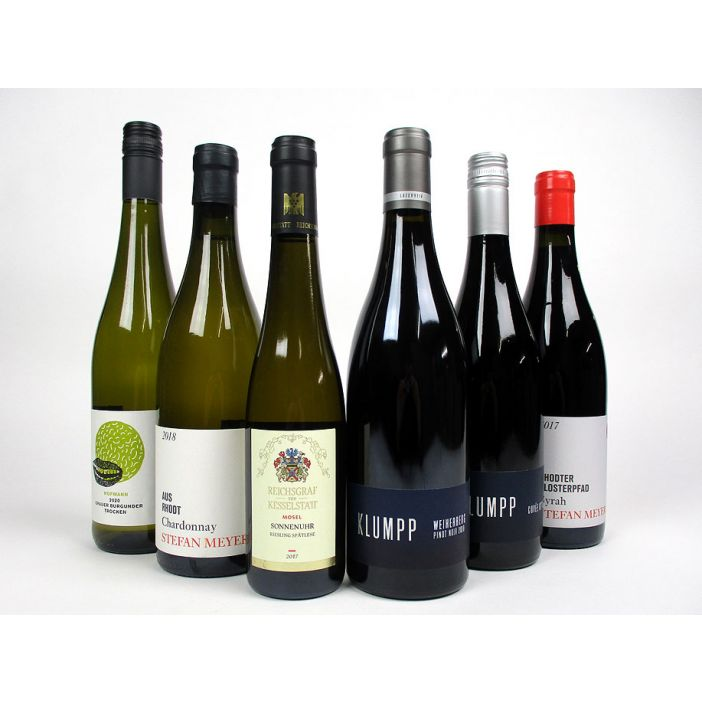 'Undiscovered Germany' - Mixed Case Wine Offer