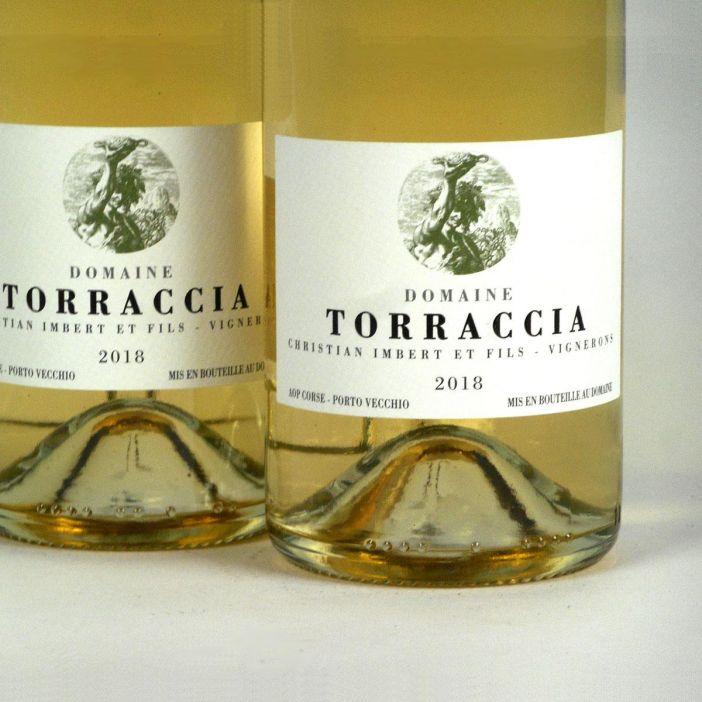Vin de Corse Porto Vecchio: Domaine de Torraccia Blanc 2018