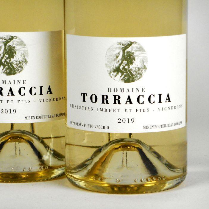 Vin de Corse Porto Vecchio: Domaine de Torraccia Blanc 2019