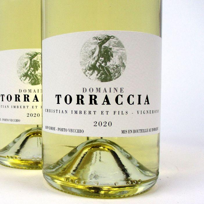 Vin de Corse Porto Vecchio: Domaine de Torraccia Blanc 2020