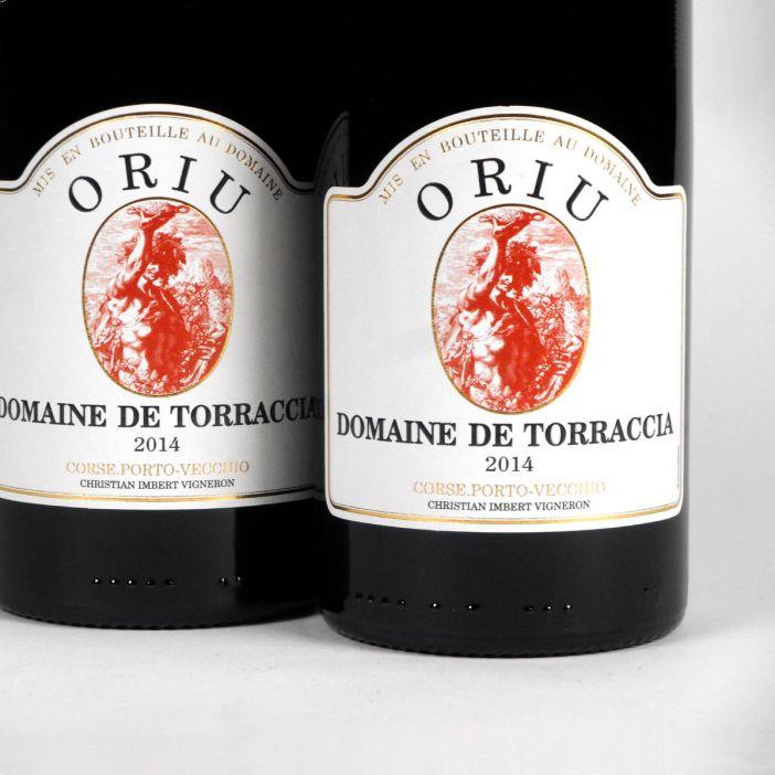 Vin de Corse Porto Vecchio: Domaine de Torraccia: Cuvée Oriu 2014