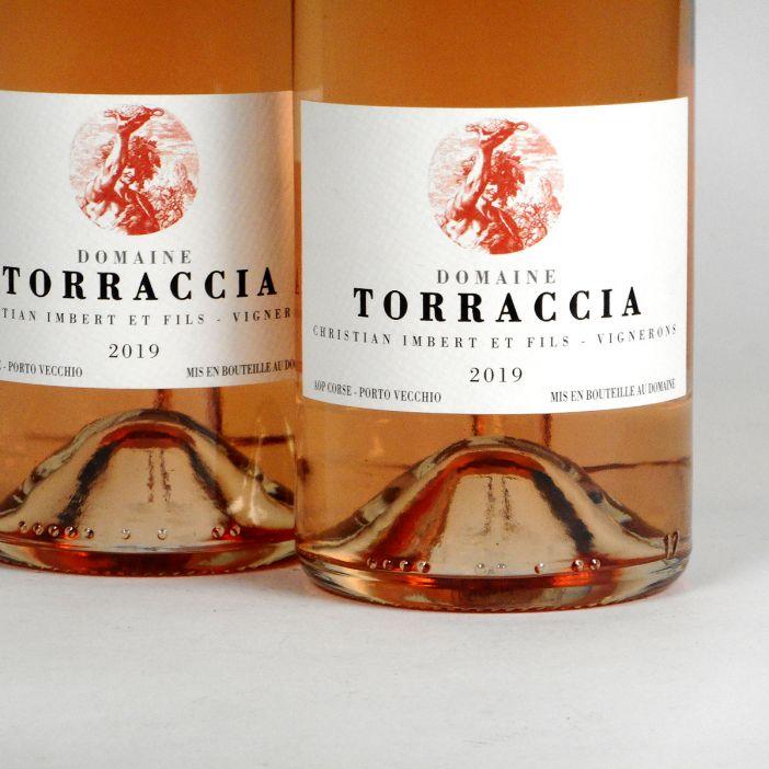 Vin de Corse Porto Vecchio: Domaine de Torraccia Rosé 2019