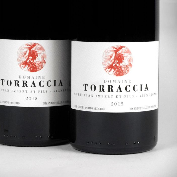 Vin de Corse Porto Vecchio: Domaine de Torraccia Rouge 2015
