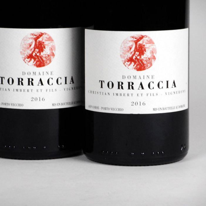 Vin de Corse Porto Vecchio: Domaine de Torraccia Rouge 2016