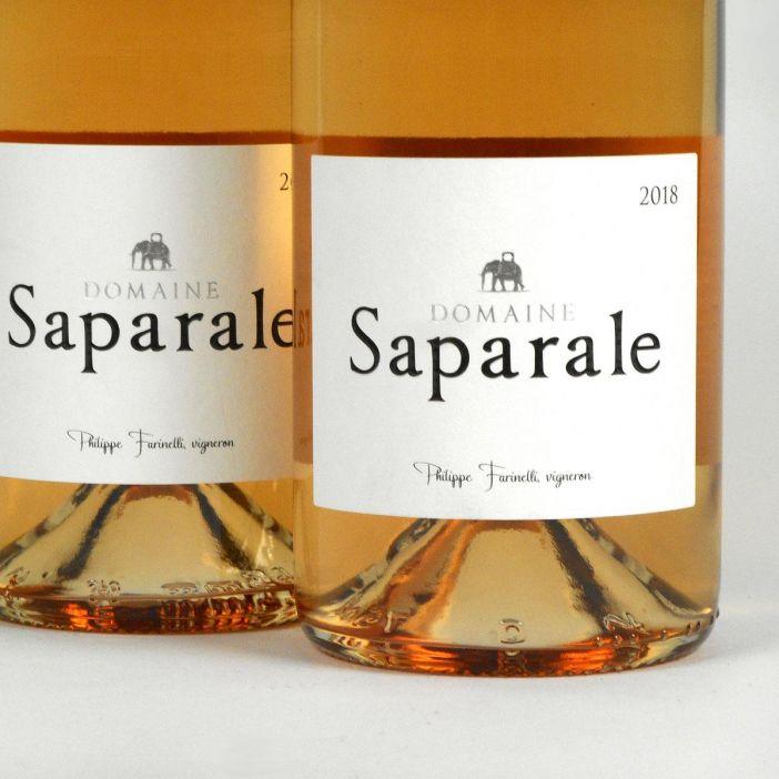 Vin de Corse Sartène Rosé: Domaine Saparale 2018