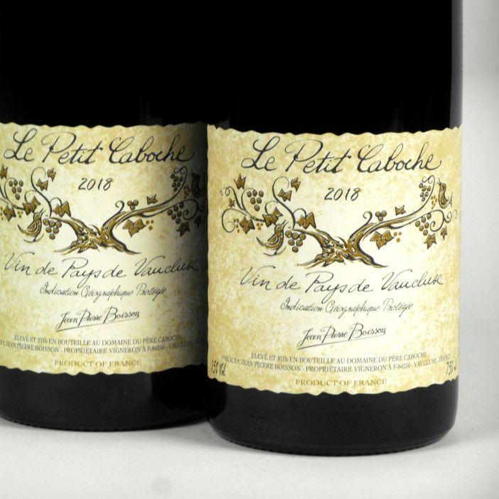 Vin de Pays de Vaucluse: Le Petit Caboche 2018