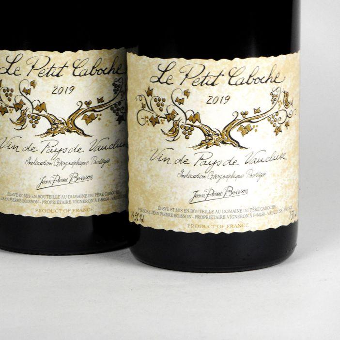 Vin de Pays de Vaucluse: Le Petit Caboche 2019