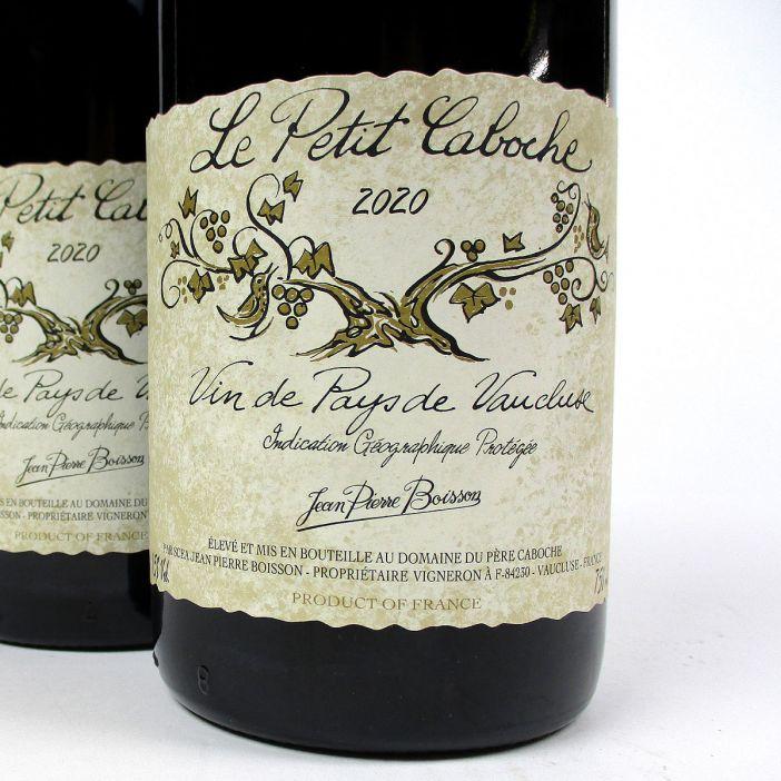 Vin de Pays de Vaucluse: Le Petit Caboche 2020