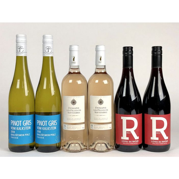 Wines of the Month Offer - April 2020