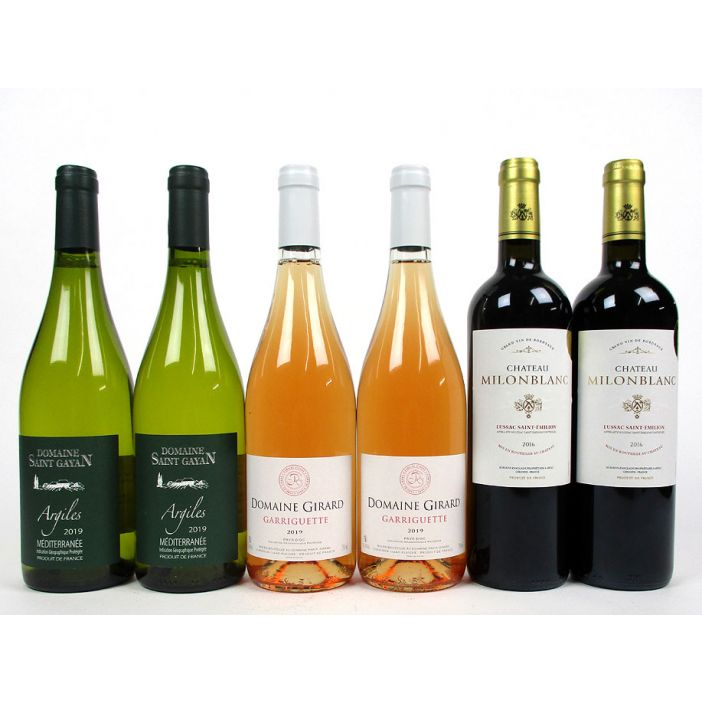 'Wines of the Month' Mixed Case Offer - April 2021
