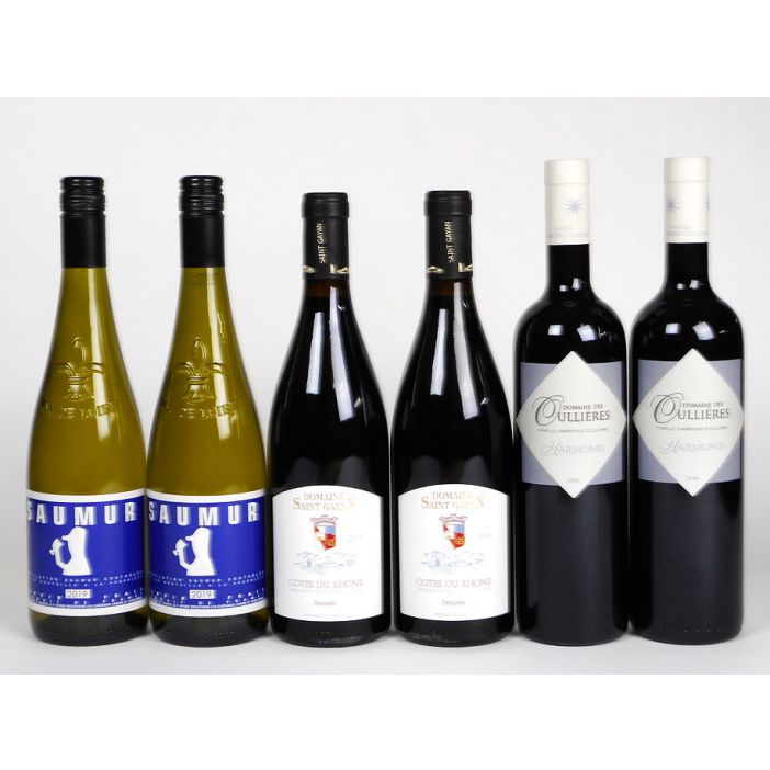Wines of the Month Mixed Case Offer