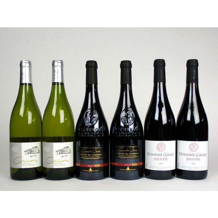 Wines of the Month Mixed Case Offer - October 2020