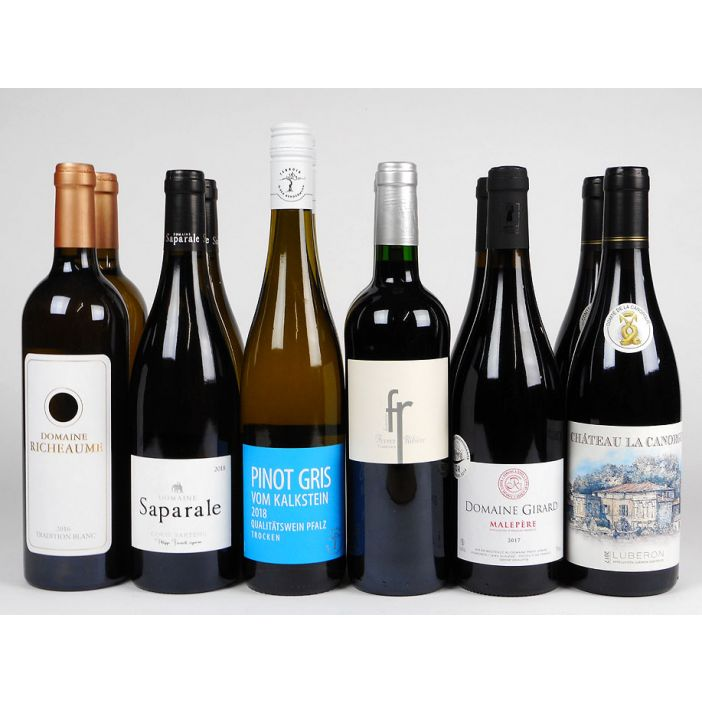 Winter Warmers Mixed Case Wine Offer