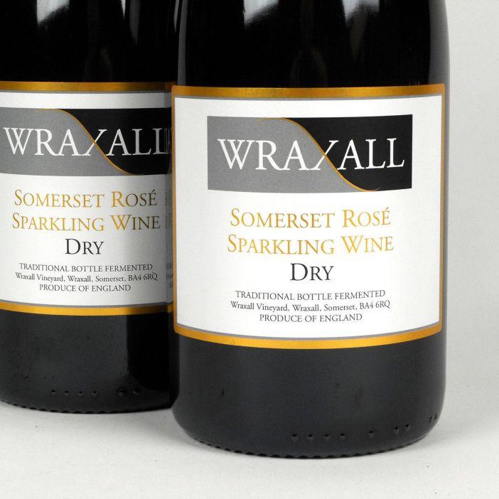 Wraxall Vineyard Sparkling Rosé