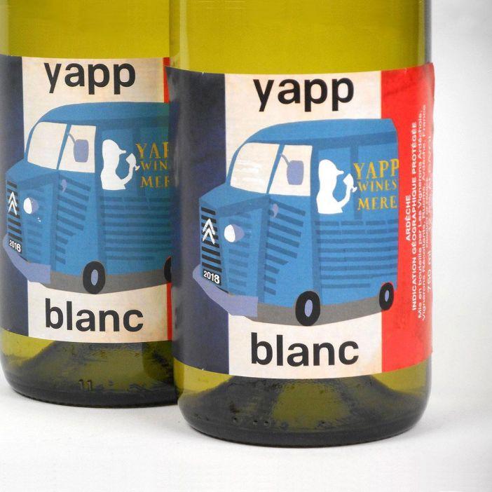 Yapp Blanc 2018
