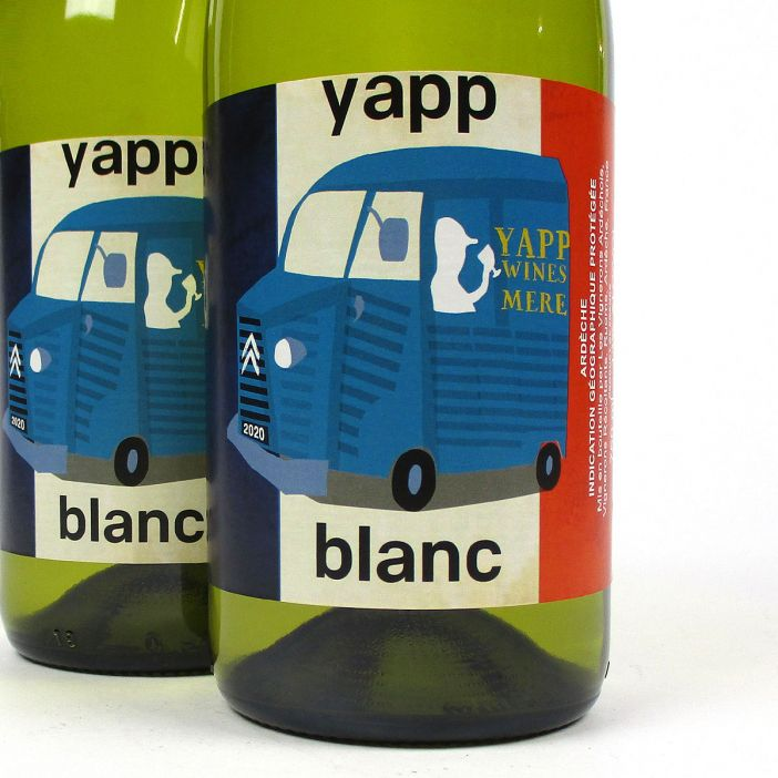Yapp Blanc 2020