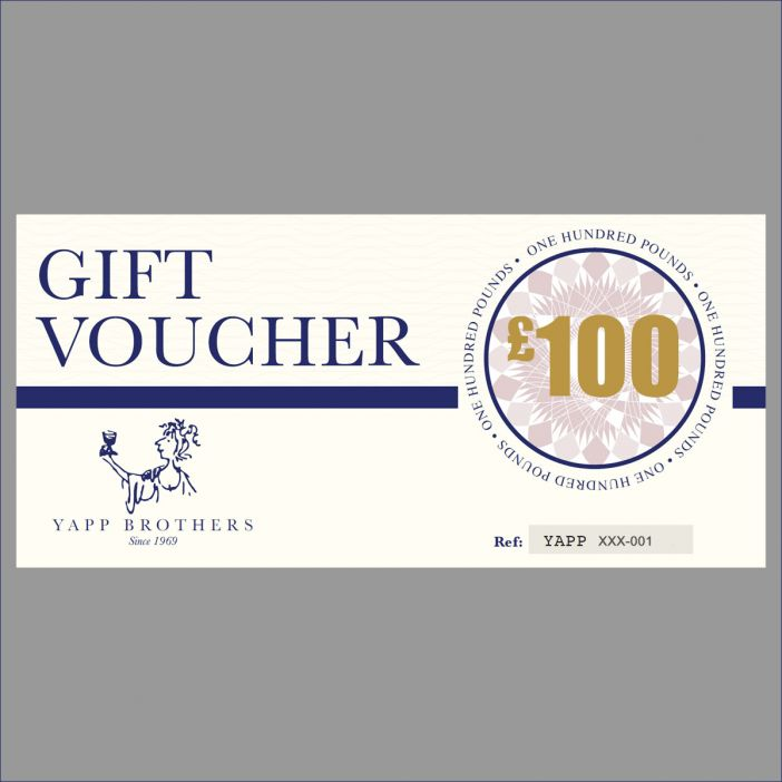 Yapp Brothers £100 Gift Voucher