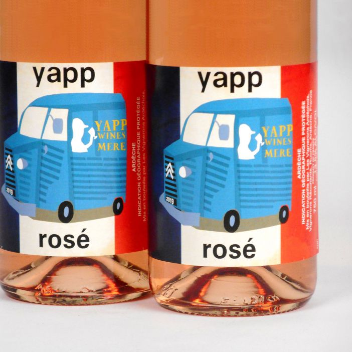 Yapp Rosé 2019
