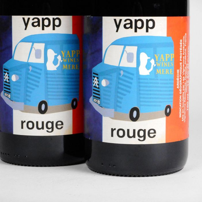 Yapp 'Own Label' Rouge 2018