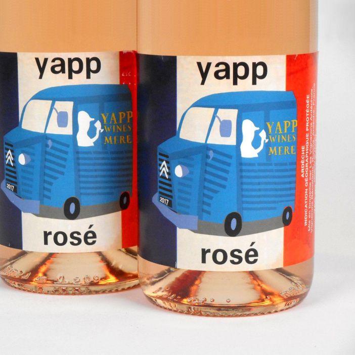 Yapp Rosé 2017