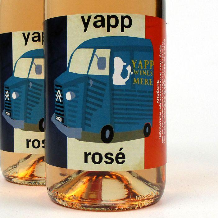 Yapp Rosé 2020
