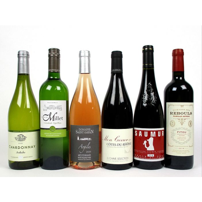 'Yapp Brothers Six Bottle Sampler' - Mixed Case Wine Offer