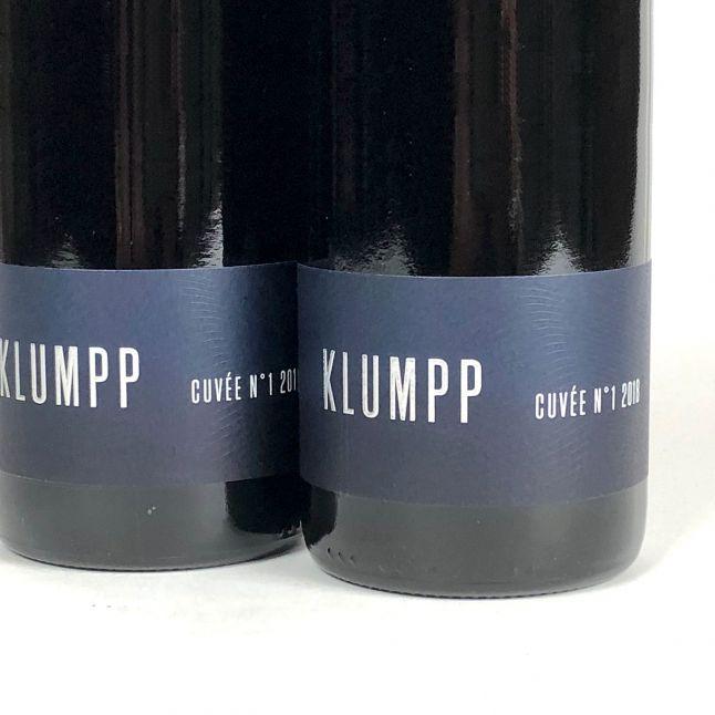 Baden: Klumpp 'Cuvée No. 1' 2018