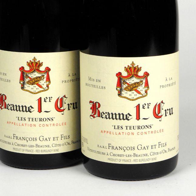 Beaune: Domaine François Gay & Fils 1er Cru 'Les Teurons' 2013